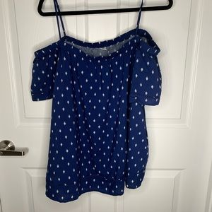 Old Navy off the shoulder short sleeve XXL NWT